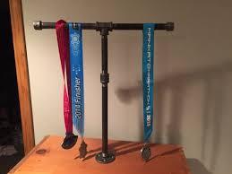 Running Medal Holder Industrial Black Pipe Marathon 261 Half 131 10