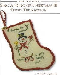 Frosty The Snowman Christmas Tree Ornaments by Jbw Designs 2016