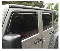 How To Install Your Weathertech Front & Rear Side Window Deflectors ... Photo Gallery 0713 Chevy Silveradogmc Sierra Avs Smoke Egr Rain Guards Inchannel Vent Visors 19992016 Ford F2550 Super Crew Side Window Deflector Guard 2018 Hyundai Kona Free Shipping Shop Vs Stickon Black Horse Off Road 140512 Carvamcom Tapeon Outsidemount Shades Wind Weathershields Fit Toyota Hilux 0515 4 Doors Sr5 Weather Shields Visor Ranger Mk1 Mk2 1118 China Exterior Accsories Door For 2015 Revo Whosale Pvc Car Rear View Mirror Sticker Eyebrow 140810 Offroad Pcs Ebay