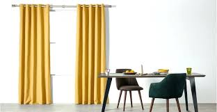 Mustard Yellow Curtains Medium Size Of For Living Room