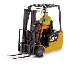 100 Cat Lift Trucks EP16CPNY Truck 85504 125 Scale