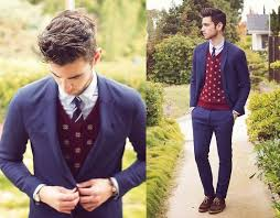 Modern Vintage Clothing Men