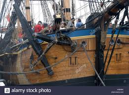 Hms Bounty Replica Sinking by Captain S Ship Stock Photos U0026 Captain S Ship Stock Images Alamy