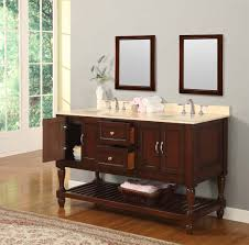 60 Inch Double Sink Vanity Without Top by Furniture Attractive Bathroom With Double Sink Vanities