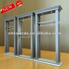 The Most Factory Price Retail Wood Wall Display Rackclothes Rackwall Regarding Clothing Store Racks Designs