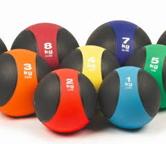 Rubber Medicine Balls With Bounce