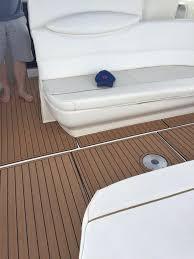 Non Skid Boat Deck Pads by Sea Ray Cockpit Kit And Swim Platform Pad Seadek Marine Products