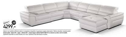 lambermont canapé meubles lambermont promotion comme photo batard 3pl angle