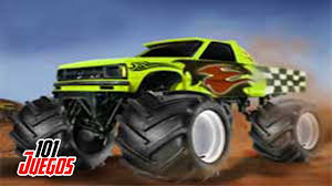 100 Juegos De Monster Truck De Autos Camiones Monstruo YouTube