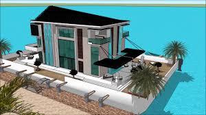 100 Lake Boat House Designs Floating House Boat Design By Creator Mikkel Slbeck Vacations In Fontana Caliraya Rental Boath