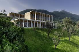 100 Villa Architects David Chipperfield Eden Divisare