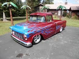 100 Cameo Truck 1955 Chevy Show Custom Classic Hot Rod Street Rod Killer