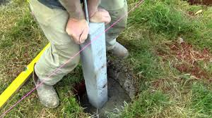 Shed Anchor Kit Bunnings by Installing Concrete Stumps Youtube