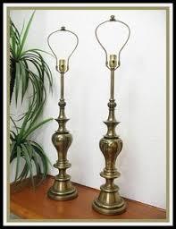 Stiffel Brass Lamps Ebay by Antique Stiffel Solid Brass U0026 Lenox Porcelain Lamp Hollywood