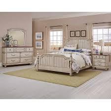 Magnolia 5 piece Queen Bedroom Set