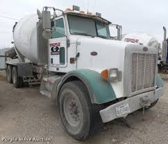 2007 Peterbilt 357 Ready Mix Truck | Item EI9685 | SOLD! Nov...