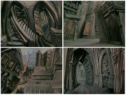 The Cabinet Of Dr Caligari 1920 Analysis by Expressionism Film Animation Recherche Google Expressionisme