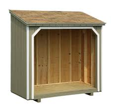 building a wood shed lean to