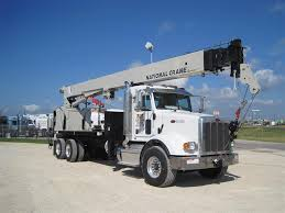 National Boom Truck 24 Ton - G&R Crane Rental