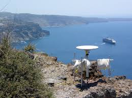 Cruise Ship Sinking Santorini by Santorini The Ground Is Moving Again In Paradise