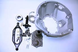 100 Novak Conversions 712590IR Jeep Wrangler AX15 Bellhousing Kit Replacing Internal