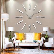 clocks large black kitchen wall clocks large black kitchen