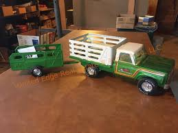 100 Toy Farm Trucks And Trailers Nylint Green StakeBed Truck Trailer United Edge Real