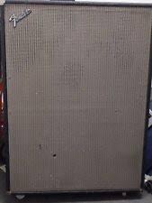 Fender Bassman Cabinet 1x15 by Fender Bassman Guitar Ebay