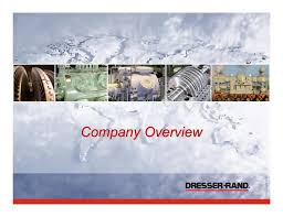 dresser rand group inc form 8 k ex 99 1 presentation slide