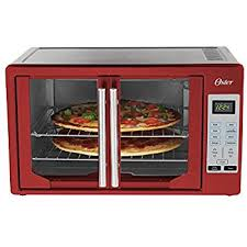 Oster TSSTTVFDDG R French Door Toaster Oven Red