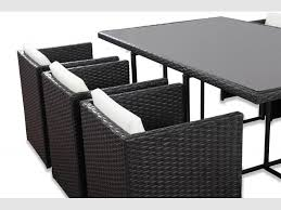 tables de jardin en resine salon de jardin resine tresse salon de jardin promo trendsetter