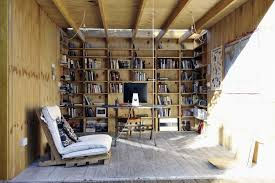 Shed home office