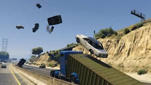 100 Trick My Truck Games GTA 5 INSANE RAMP TRUCK MOD YouTube