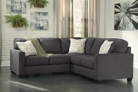 living room gray sectional sofa ashley furniture living rooms