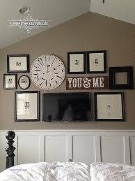 Wall Decor Around Mounted Tv Elegant Best 25 Decorate Ideas On Pinterest