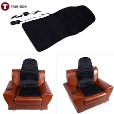 Back Massage Pads For Chairs by Electric Massage Chair Seat Auto Car Body Back Neck