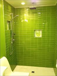 green tile backsplash kitchen kitchen bright green glass subway