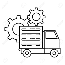 Truck Vehicle With Gears Vector Illustration Design Royalty Free ... Mechanical Objects Heavy Truck Transmission Gears Stock Picture Delivery Truck With Gears Vector Art Illustration Guns Guns And Gear Pinterest 12241 Bull American Chrome Vehicle With Design Royalty Free Rear Gear Install On 2wd 2015 F150 50l 5 Star Tuning Delivery Image How To Shift 13 Speed Tractor Trailer Youtube Short Skirt Learning The Diesel Variation3jpg Of War Fandom Powered By Wikia