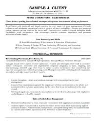 Senior Sales Manager Resume Examples Good Samples Templates Munications Industry Career Change