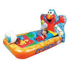 table interesting intex travel bed kids child inflatable airbed