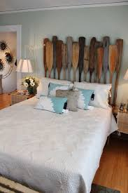 Pottery Barn Seagrass Headboard by Best 25 Beach Headboard Ideas On Pinterest Beach Style