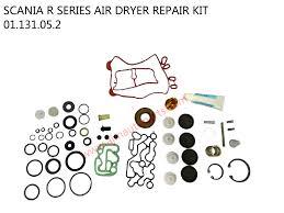 SCANIA R-SERIES AIR DRYER REPAIR KIT-