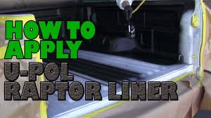 How To Apply U-POL Raptor Truck Bed Liner - YouTube Best Doityourself Bed Liner Paint Roll On Spray Durabak Rollon Truck Bed Liner In Vitatracker Suzuki Forums Dropin Vs Sprayin Diesel Power Magazine Diy Truck New How To A Jeep With Bedliner And Anyone Else Obssed Sprayon Bedliner T Toyota Diy On Performancetrucksnet Rollon The Ultimate Guide Part Two 5 Bedliners For Trucks 2018 Multiple Colors Kits Line X Liners Hull Truth Boating For A 42017 Chevy Silverado 1500 Crew Cab Sprayon Concise Buying Nov