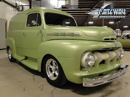 1951 Ford Panel Truck | CLASSIC CARS & TRUCKS | Pinterest 1951 Ford Panel Truck J149 Kissimmee 2014 Images Of Ford Hot Rod Trucks Hd Fr100 Classic Cars Trucks Pinterest For Sale Classiccarscom Cc1095313 1952 Truck201 Gateway Classic Carsnashville Youtube F1 The Forgotten One Truckin Magazine Paint Doug Jenkins Garage Topworldauto Photos Truck Photo Galleries Sale Near Riverhead New York 11901 Classics On 1948 Hot Rods And Restomods F 1
