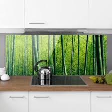bilderwelten küchenrückwand aus glas 59 x 90 cm weiß