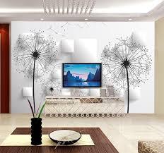 chambre pour amants noir blanc romantique brique amant équitation pissenlit floral