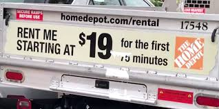 100 Truck Rentals Home Depot Is It Too Easy To Rent A Truck