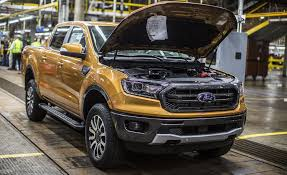 100 New Ford Pickup Truck 2019 Ranger Reviews Ranger Price Photos And Specs