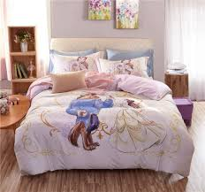 Harry Potter Queen Bed Set by Beauty And The Beast Cotton Bedding Set
