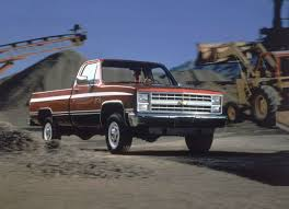 100 Chevrolet Truck History Moments In Nobody Does Torque Quite Like The Drive